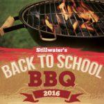 Back to School BBQ, Dessert Contest/Sale, Pie Eating Contest & Raffle