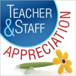 Staff Appreciation Week – Staff Favorites, May 4-8
