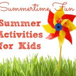 Summer Activities Fair March 19 @ 6:30 pm – 8:00 pm