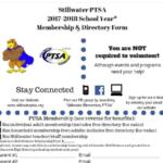 2017/2018 Membership & Directory Form
