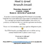 Join us for our Meet & Greet lunch on January 18th!