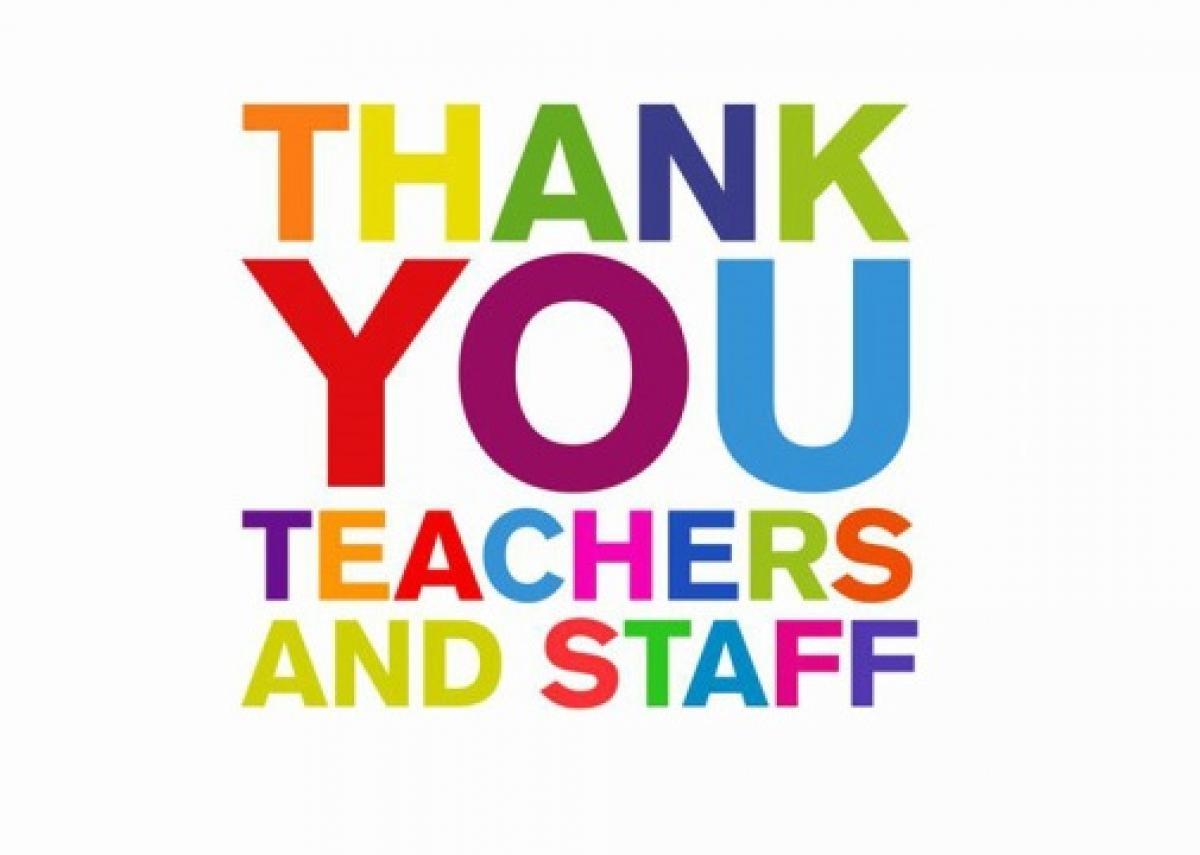saw staff appreciation week is coming stillwater ptsa