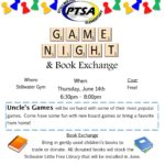Game Night & Book Exchange