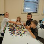 Family Lego Night, January 25.  Preorder by 1/22