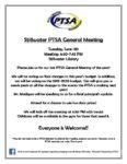 PTSA General Meeting